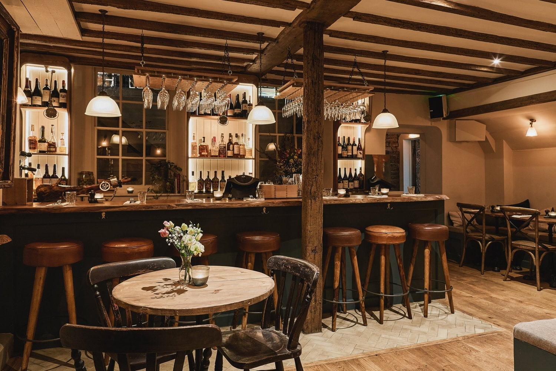 28 church row best london restaurants