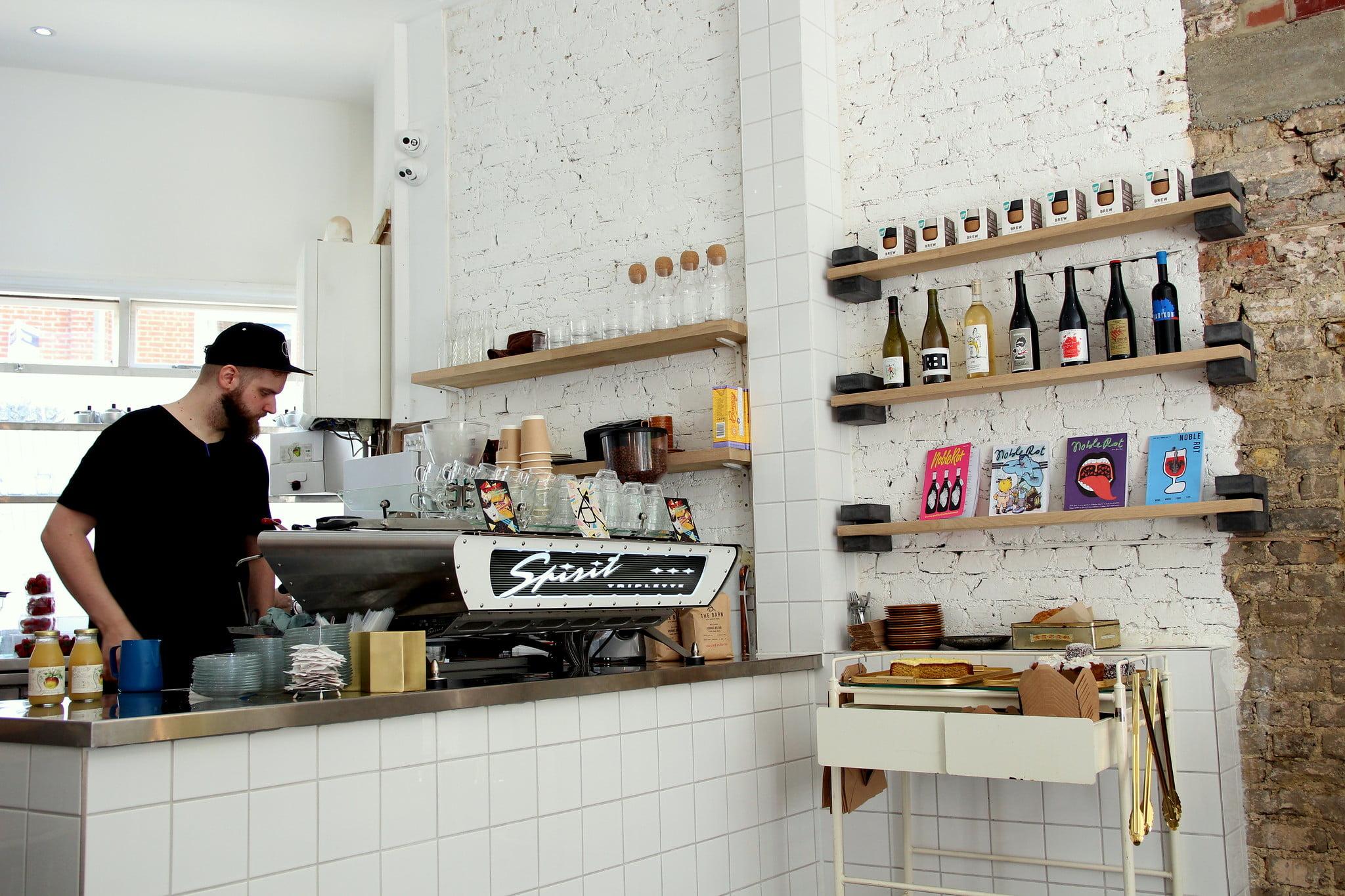 best restaurants london areas