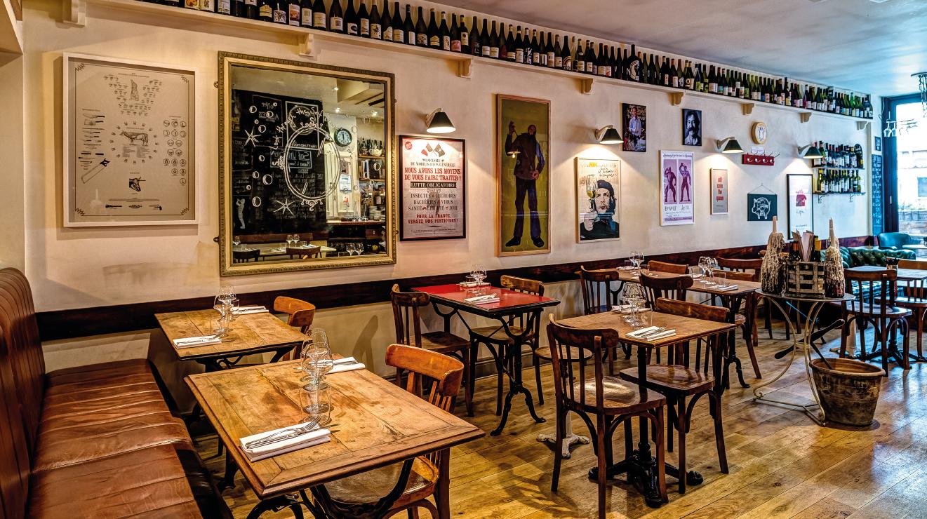 soif best neighbourhood restaurants london