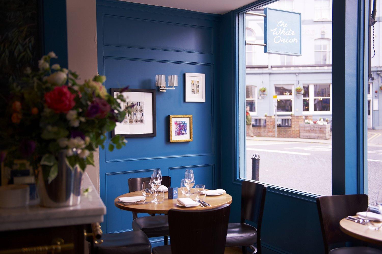 white onion best restaurants london neighbourhoods
