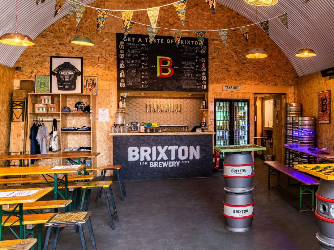 Brixton Brewery Taproom