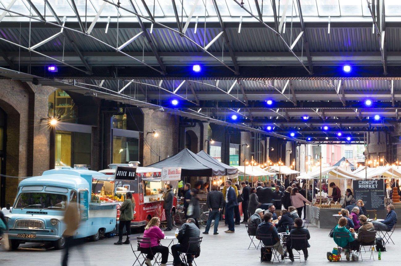 canopy market london