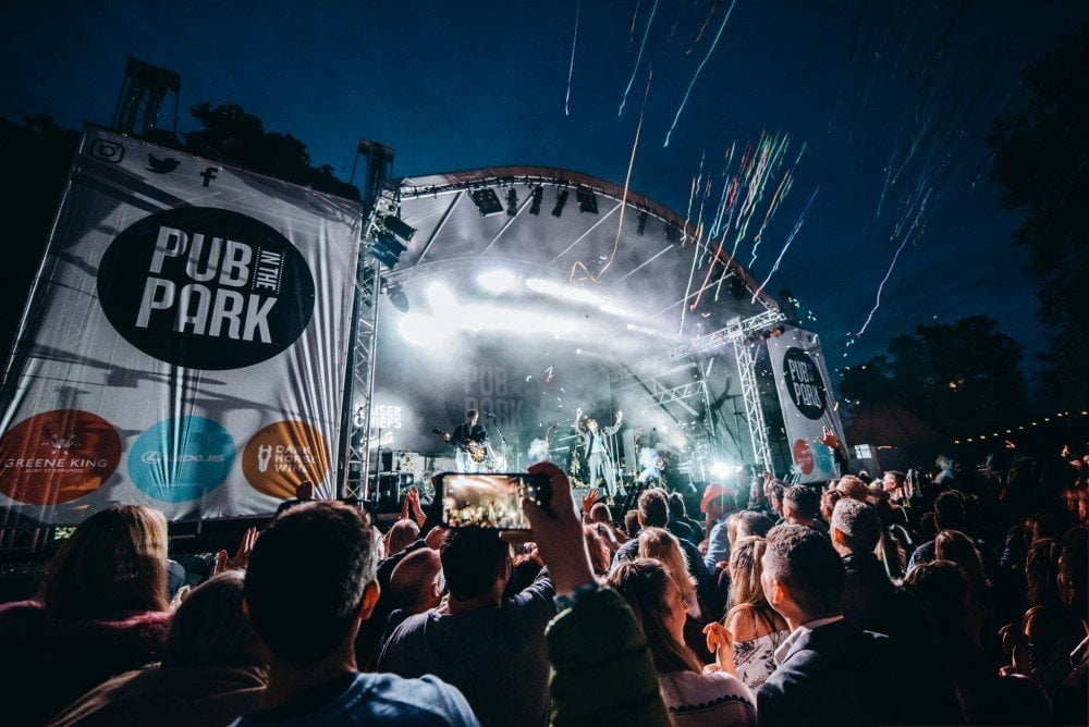 Pub in the Park