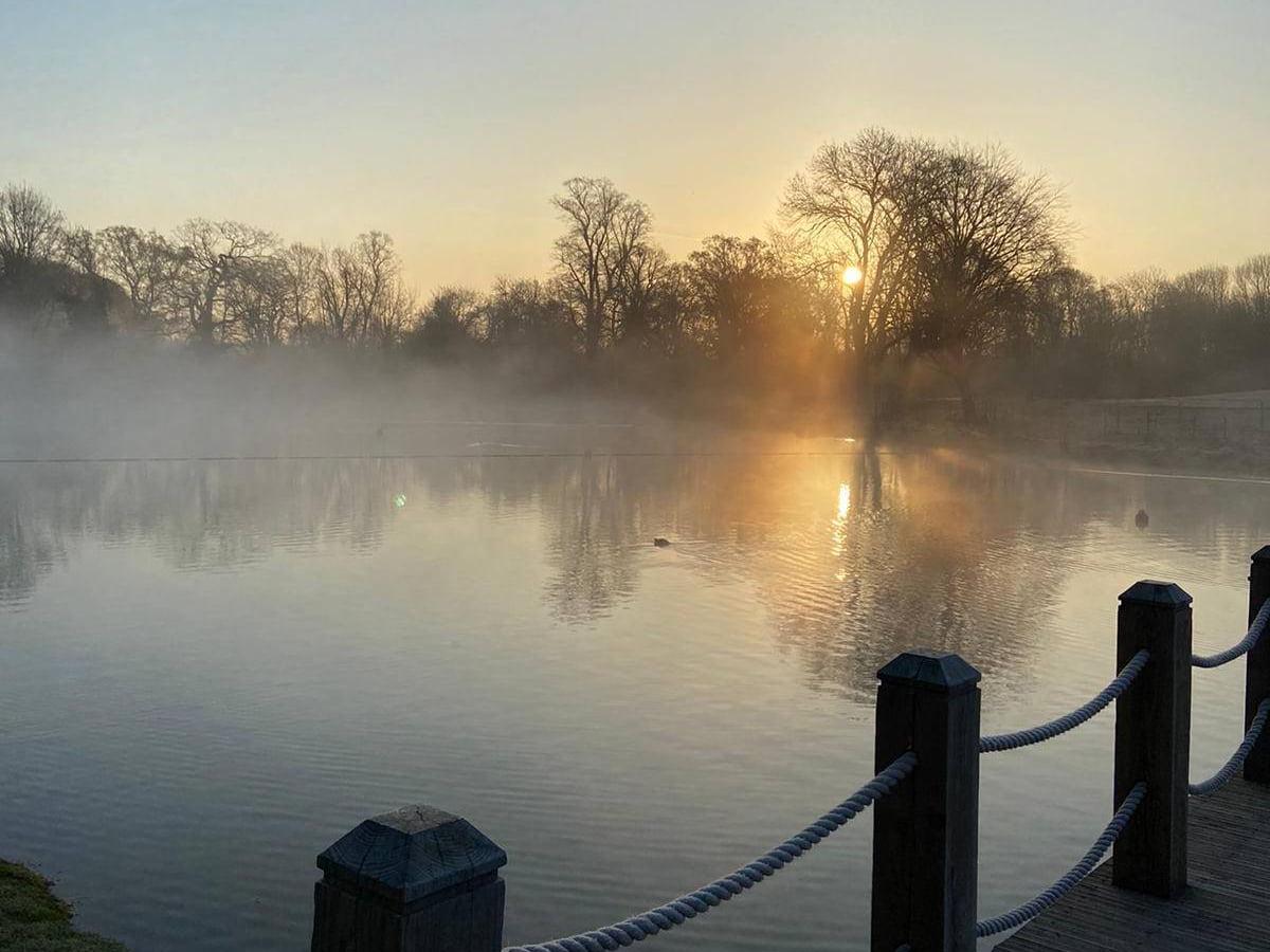 Beckenham Wild Swimming