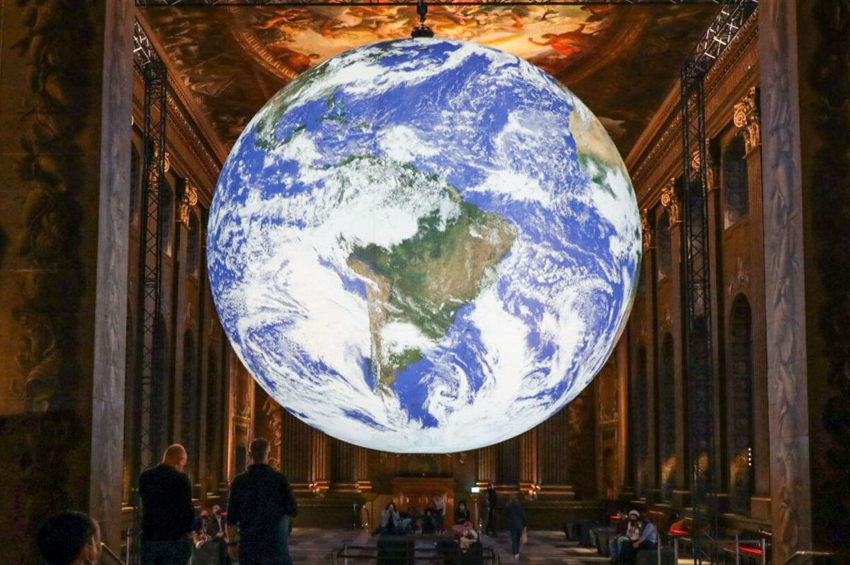 earth installation london