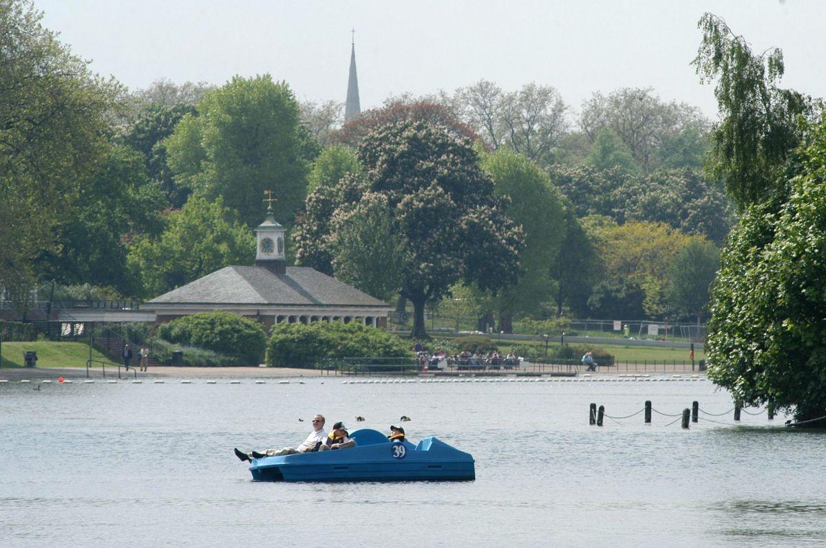 boating london