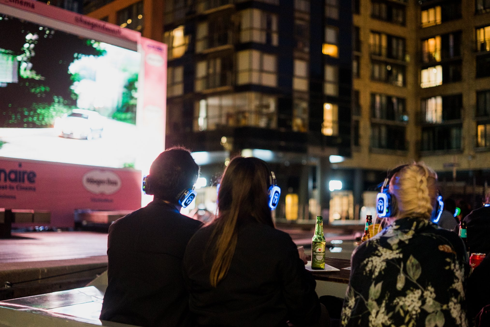 floating cinema london